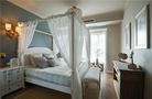 经济型三室两厅北欧风格卧室图