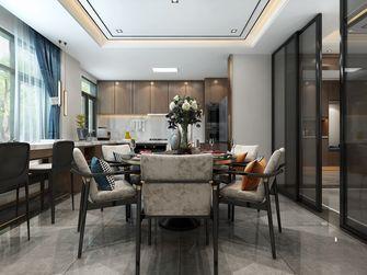 豪华型140平米三室三厅中式风格餐厅设计图