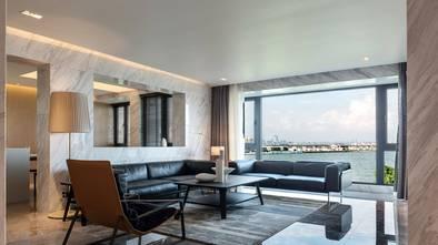20万以上140平米三北欧风格客厅装修效果图