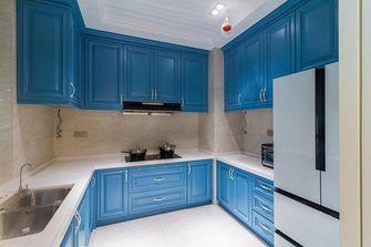 140平米四室两厅欧式风格厨房图片