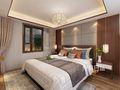 豪华型140平米三中式风格卧室图