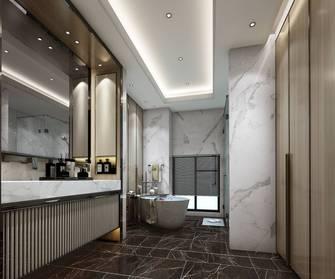 富裕型130平米复式轻奢风格卫生间设计图