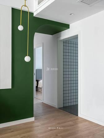 富裕型130平米三北欧风格走廊装修效果图