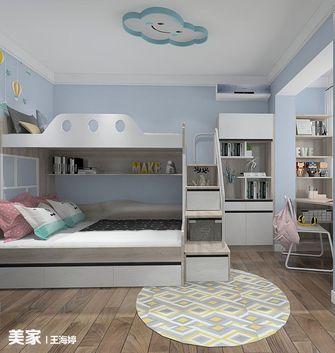 90平米现代简约风格青少年房装修效果图