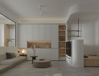 5-10万40平米小户型现代简约风格客厅装修图片大全