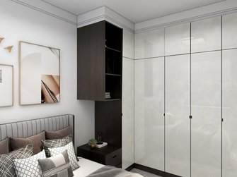 经济型30平米小户型现代简约风格卧室欣赏图