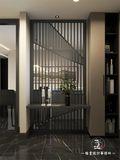 富裕型140平米四室两厅中式风格玄关效果图