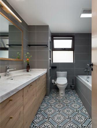 10-15万110平米三室两厅日式风格卫生间效果图