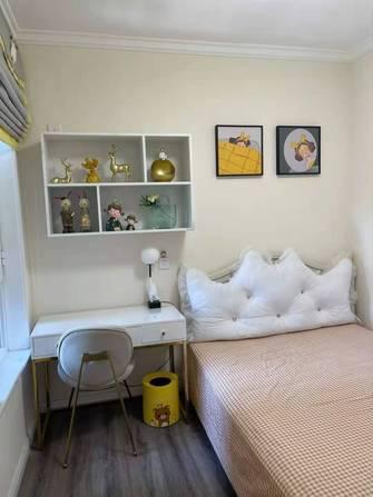 120平米三室三厅北欧风格青少年房装修图片大全