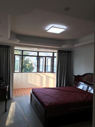 20万以上140平米复式新古典风格卧室装修图片大全