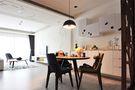 经济型一室两厅港式风格餐厅欣赏图