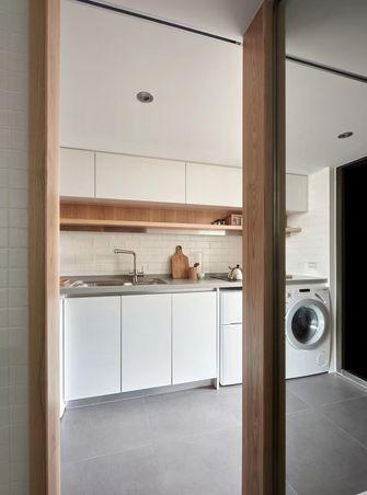 5-10万60平米复式北欧风格厨房图