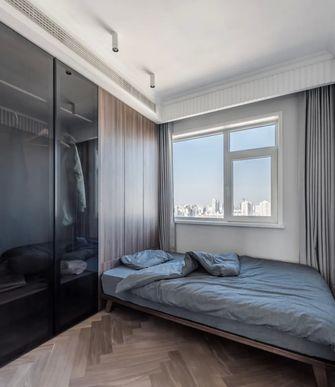 10-15万三室一厅北欧风格卧室欣赏图