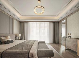 豪华型140平米四室两厅轻奢风格卧室图片