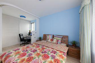 豪华型120平米三田园风格客厅图片