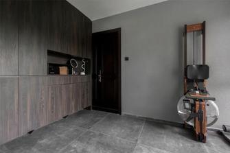 经济型90平米三室两厅工业风风格玄关欣赏图
