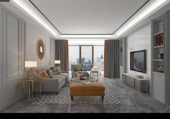 15-20万140平米三室五厅法式风格客厅效果图