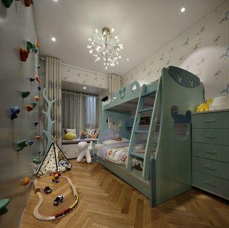 一居室北欧风格青少年房装修图片大全