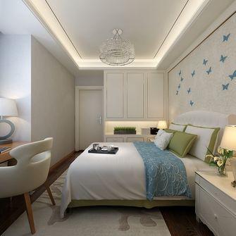 3-5万110平米三现代简约风格卧室效果图