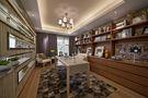 豪华型140平米现代简约风格书房图片