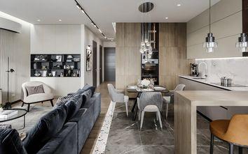20万以上140平米三轻奢风格客厅图片大全