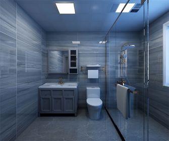 豪华型140平米四美式风格卫生间图片