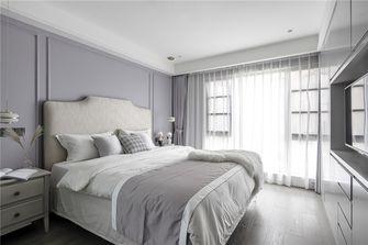 15-20万110平米三室两厅美式风格卧室设计图