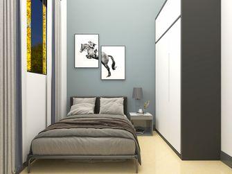 15-20万140平米四室三厅现代简约风格卧室欣赏图