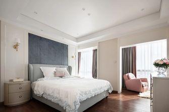 140平米四室一厅美式风格卧室装修效果图