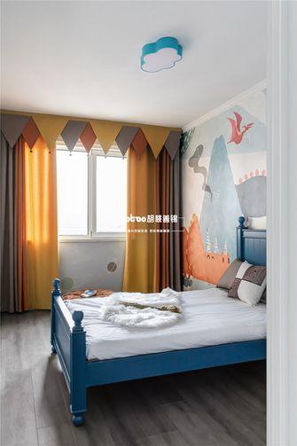 豪华型140平米复式美式风格青少年房设计图