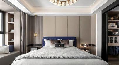 富裕型140平米四室两厅新古典风格卧室设计图
