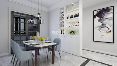 120平米四室两厅美式风格餐厅图片大全