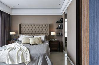 140平米三室两厅港式风格卧室装修图片大全