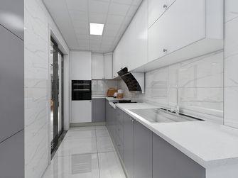 豪华型130平米三室两厅现代简约风格厨房欣赏图