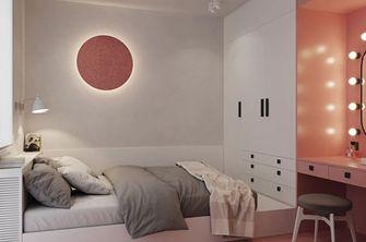 经济型30平米小户型现代简约风格卧室图片