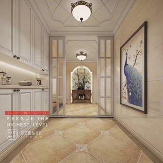 豪华型140平米别墅美式风格玄关效果图