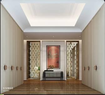 豪华型140平米别墅现代简约风格玄关装修案例