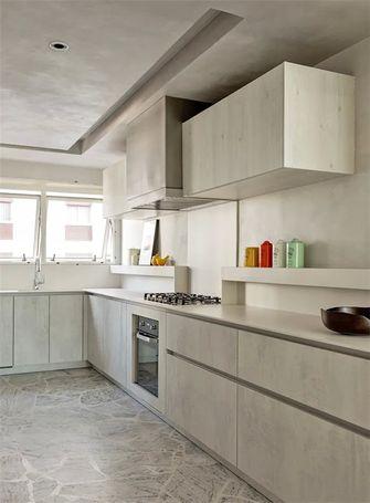经济型80平米现代简约风格厨房装修图片大全