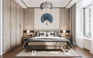 140平米三新古典风格卧室装修图片大全
