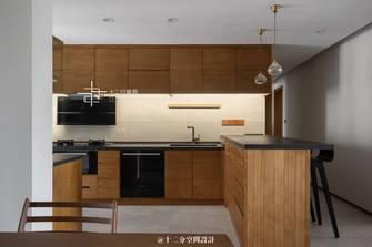 140平米四室四厅混搭风格厨房图