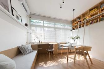 30平米以下超小户型现代简约风格客厅效果图