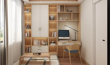 3-5万80平米日式风格青少年房装修图片大全