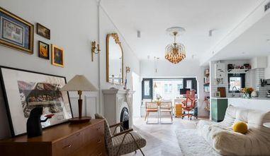 3-5万110平米三室两厅法式风格客厅装修效果图