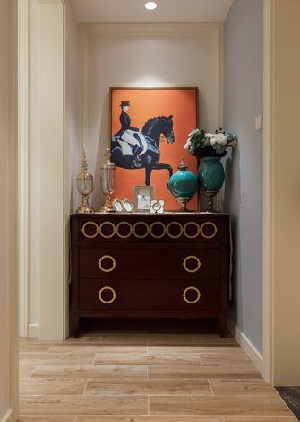 富裕型140平米四室两厅美式风格走廊欣赏图