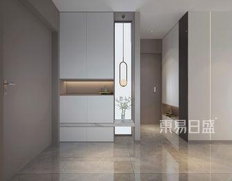 120平米三现代简约风格玄关设计图