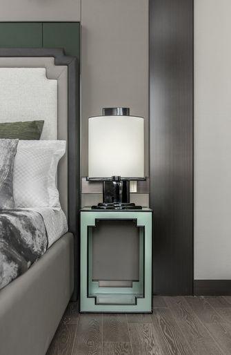 豪华型130平米三室两厅中式风格卧室装修案例