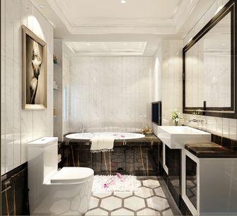 20万以上140平米四室两厅欧式风格卫生间设计图