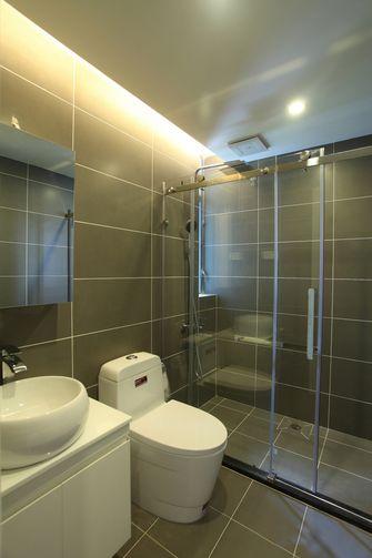 豪华型120平米三室一厅北欧风格卫生间设计图