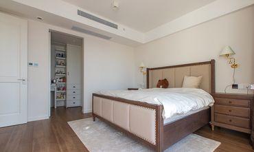 15-20万130平米四室一厅现代简约风格卧室设计图