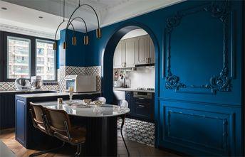 20万以上140平米三法式风格厨房欣赏图